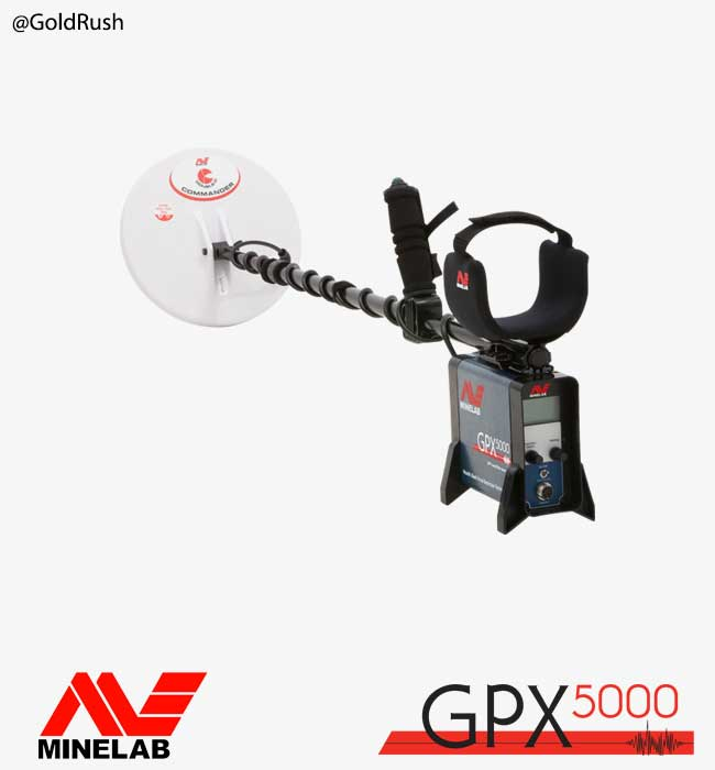 Gold and Treasure Detector GPX 5000